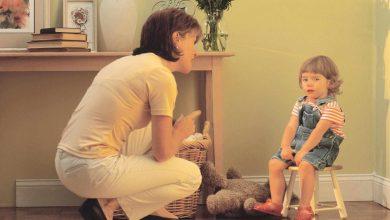 تصویر از تنبیه کودکان؛ روش های مناسب و صحیح برای تنبیه کردن کودکان