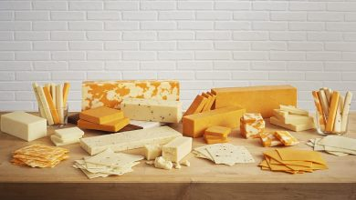 تصویر از انواع پنیر | پنیرهای محبوب ایرانی و خارجی