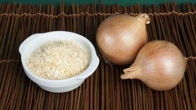 تصویر از پودر پیاز؛ طرز تهیه پودر پیاز در منزل