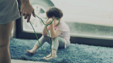تصویر از اثرات مخرب تنبیه بدنی در کودکان