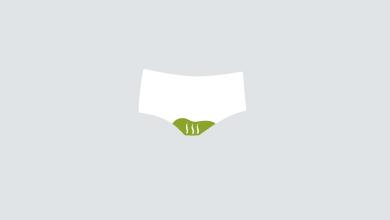 تصویر از علت و درمان خانگی ترشحات سبز رنگ واژن