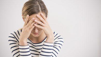 تصویر از علت سنگینی سر + درمان خانگی سنگینی سر