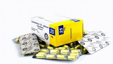 تصویر از ایندومتاسین | موارد مصرف، نحوه مصرف و عوارض جانبی