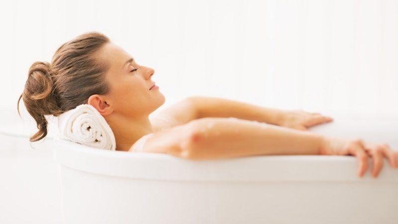 استحمام در دوران قاعدگی