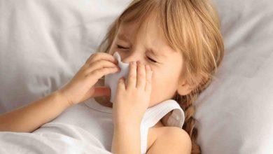 تصویر از پیشگیری از سرماخوردگی کودکان