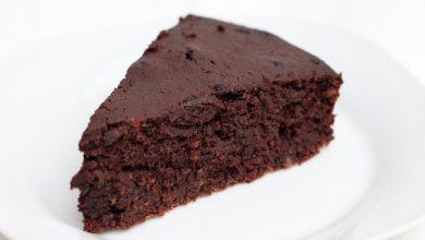 تصویر از طرز تهیه کیک کاکائویی ساده خانگی با ماست یا شیر
