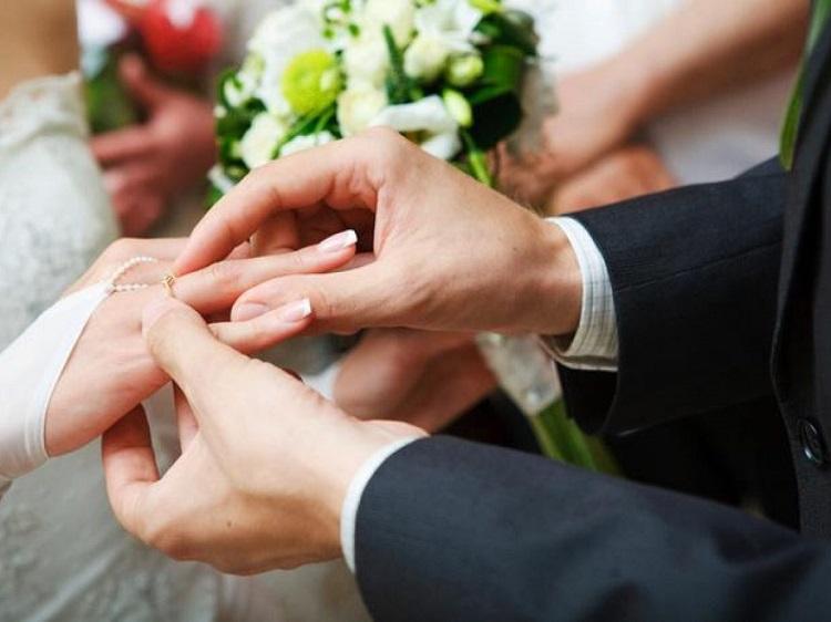 استرس مراسم ازدواج