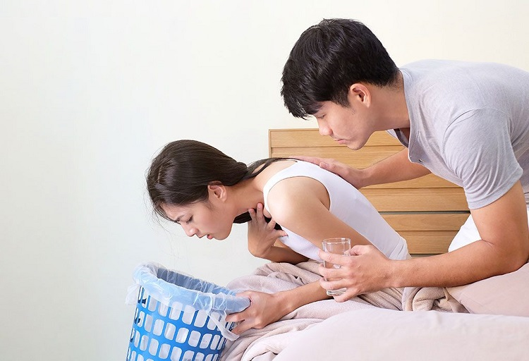 وظایف مرد در بارداری زن