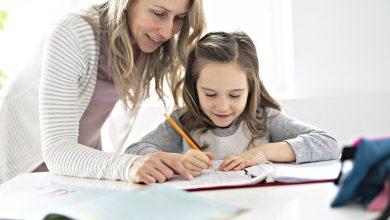تصویر از چگونه کودکان را به درس خواندن علاقه مند کنیم