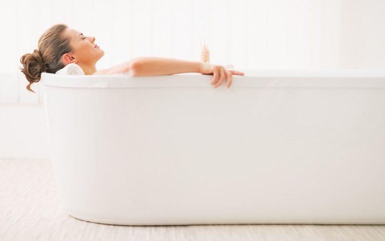 حمام کردن در دوران بارداری