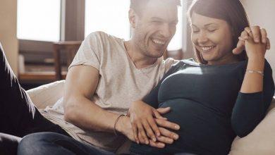 رفتار مرد در دوران بارداری همسر
