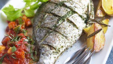 ماهی رژیمی ایتالیایی