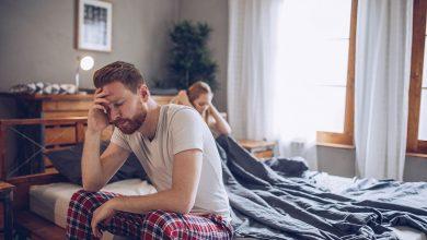 عصبانیت در زندگی زناشویی