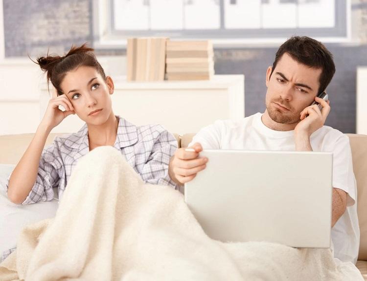 کمبود محبت در زوجین