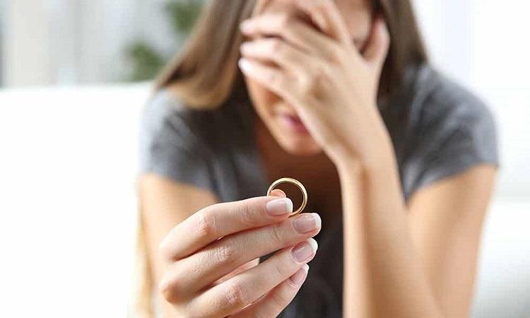 افسردگی بعد از طلاق