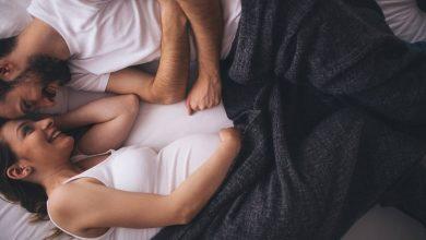 روشهای نزديكی در دوران بارداری