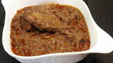 تصویر از طرز تهیه خورش مطنجن مرغابی خوشمزه خانگی