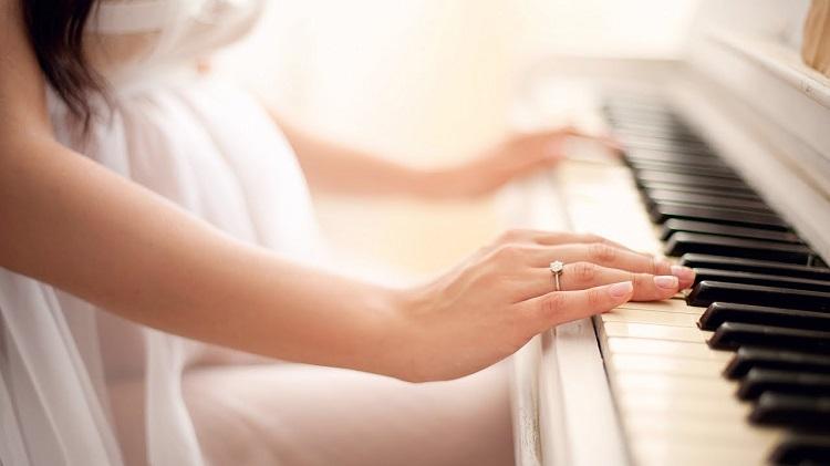 موسیقی در بارداری