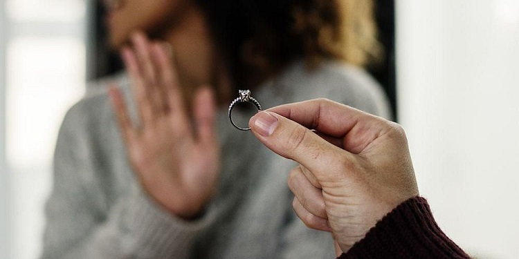 ترس از ازدواج - گاموفوبیا