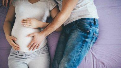 نزدیکی از پشت در بارداری
