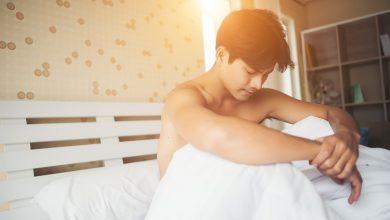 تصویر از نحوه تشخیص زود انزالی در مردان
