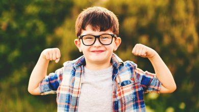 تصویر از مواد غذایی برای تقویت بینایی چشم کودکان