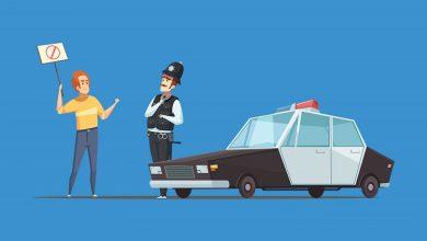 تصویر از راه های اعتراض به جریمه رانندگی خودرو + مدارک مورد نیاز