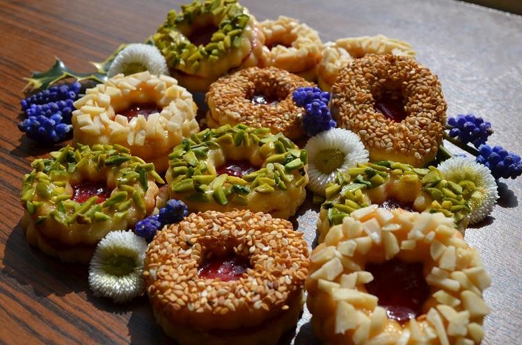 شیرینی مشهدی (شیرینی آلمانی یا آلمانی مارمالادی)