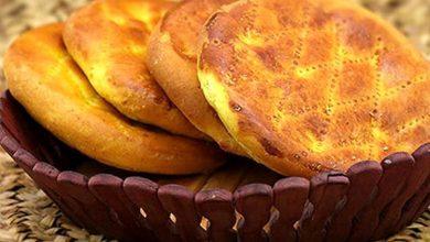 نان فطیر همدان