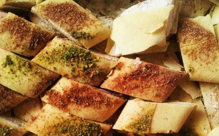 شیرینی کاک کرمانشاهی
