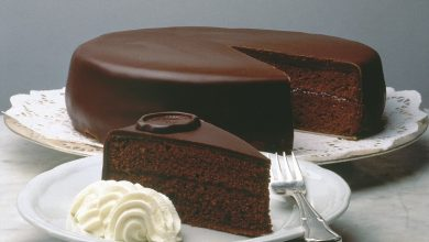 تصویر از تورته زاخا؛ طرز تهیه کیک شکلاتی تورته زاخا