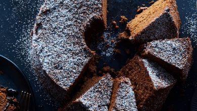 تصویر از کیک شیفون؛ طرز تهیه کیک شیفون کاکائویی