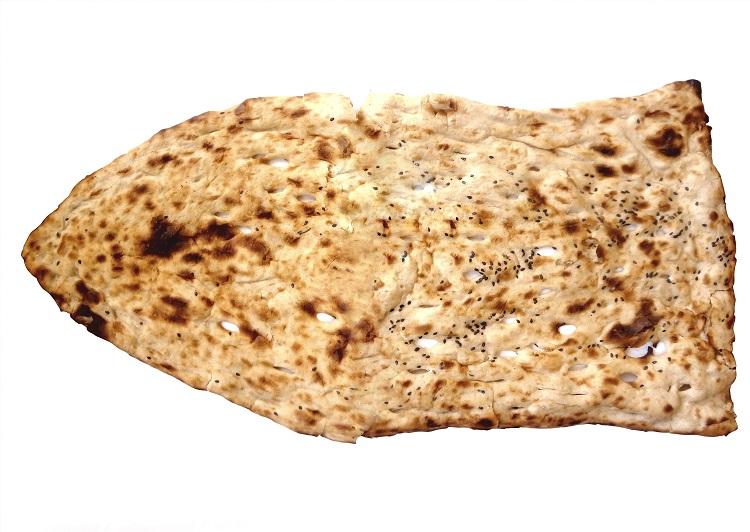 نان سنگک خانگی