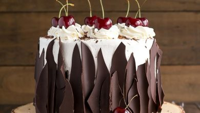 تصویر از کیک جنگل سیاه؛ دستور پخت کیک جنگل سیاه آلمانی