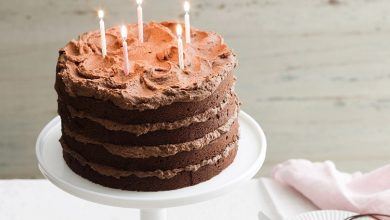 تصویر از دستور پخت کیک تولد ساده خانگی + عکس کیک تولد شیک و مجلل