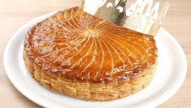 کیک پادشاه فرانسوی