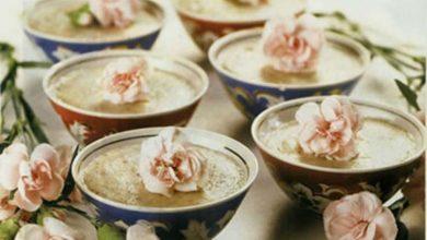 شیرینی گل پالوده