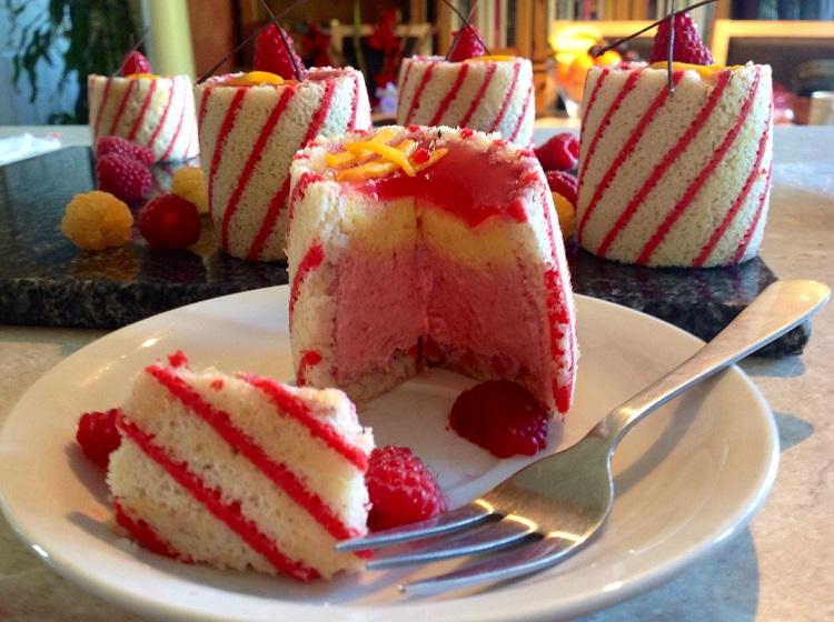 کیک ژوکوند