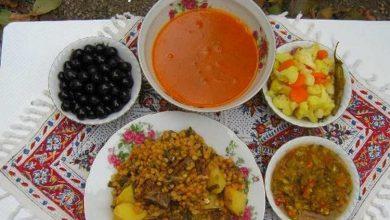 تصویر از طرز تهیه قورماشورباسی خوشمزه و مجلسی غذای آذربایجان شرقی