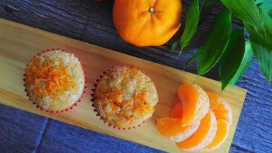 تصویر از مافین نارنگی؛ طرز تهیه مافین نارنگی خوشمزه