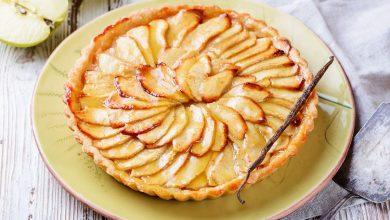 تصویر از تارت سیب؛ طرز تهیه تارت سیب خوشمزه خانگی