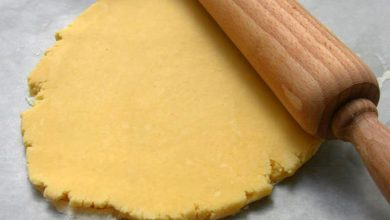 تصویر از خمیر سابله؛ طرز تهیه خمیر سابله