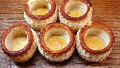 تصویر از والوان؛ طرز تهیه شیرینی والوان فرانسوی