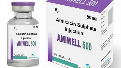 تصویر از آمیکاسین چیست ؛ موارد مصرف ، نحوه مصرف و عوارض جانبی آن