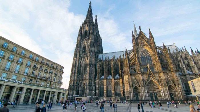 کلیسای جامع کلن (Kölner Dom)