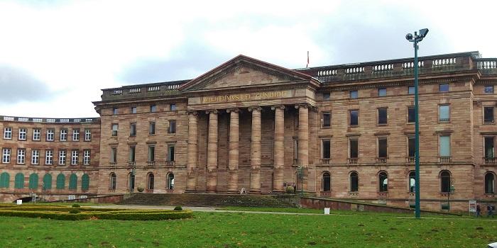 Classicist Wilhelmshöhe Palace