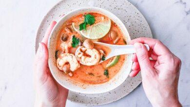 سوپ تام یام کونگ