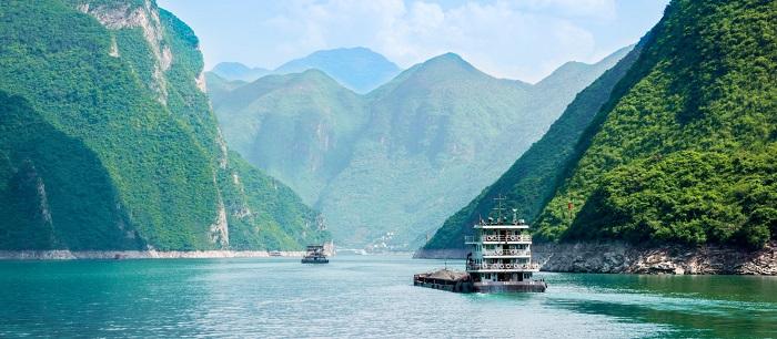 رودخانه یانگ تسه