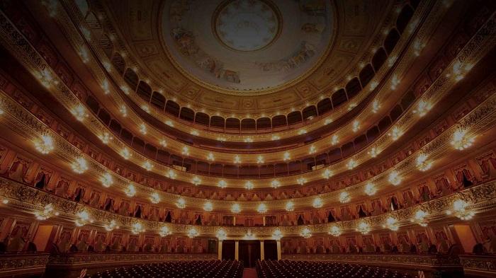 تئاتر روده بزرگ (colon theater)