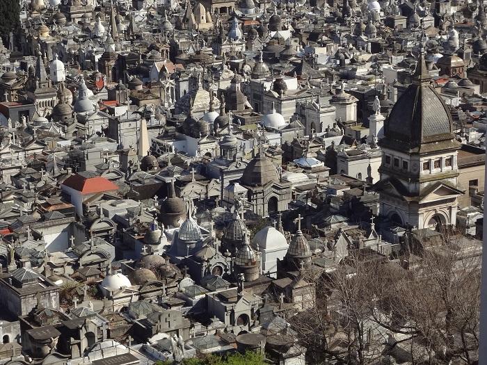 قبرستان Recoleta